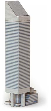 Citicorp Center model