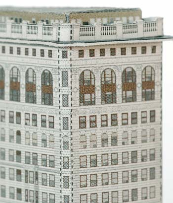 Build Your Own New York Flatiron Building